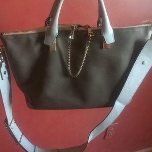 Large CHLOE Bailey purse